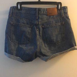 J. Crew Shorts - J Crew Denim Shorts